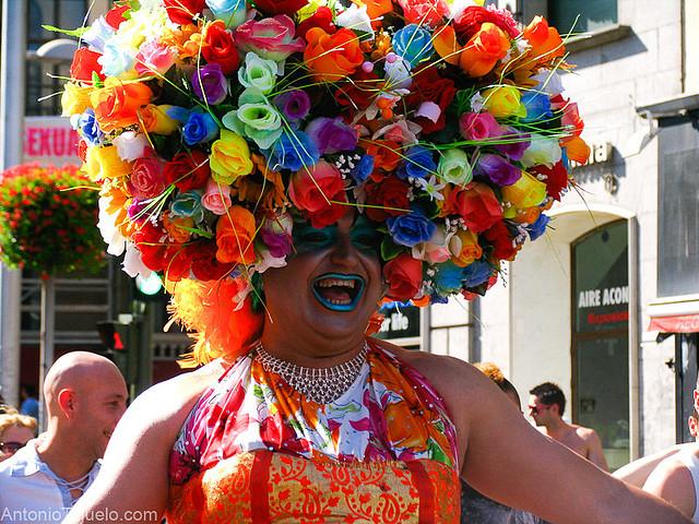 Orgullo Gay. Foto: Antonio Tajuelo